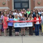Taylorized PR Ribbon Cutting-Conroe